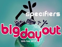 Inviting architects and designers to Specifier's Big Day Out