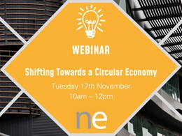 Fairview to present at webinar on circular economy in construction