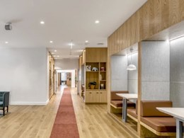 European Oak flooring transforms co-working spaces at The Wentworth