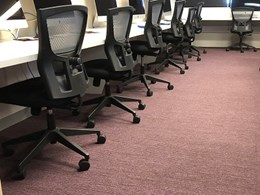 Wesley College EcoSoft carpet installation helps recycle 1M+ PET bottles