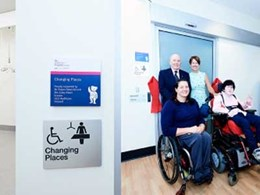 Changing Places facility opens at Westmead Children's Hospital