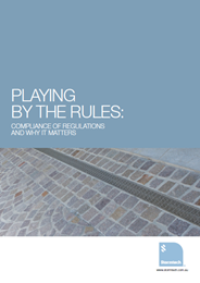 Playing by the rules, compliance of regulations and why it matters