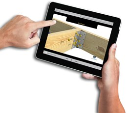 MiTek's new EasyCat App makes choosing the right Engineered Building Product as easy as