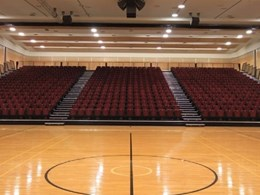 Testimonial on seating system installation at The UQ Centre