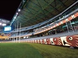 Ci's perimeter and parapet signage at MCG and Etihad confirmed best in the world