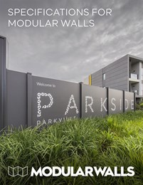 Key considerations when specifying modular walls