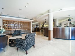 Wilsonart's laminates win appreciation at Ibis Styles Hotel in Sydney