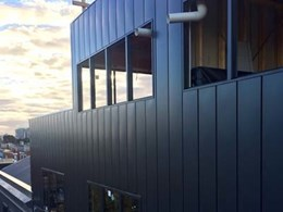 Stunning finish to Chapel St, Windsor apartments with Archclad Express panels