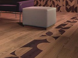 New artistic Italian engineered wood for floors and walls
