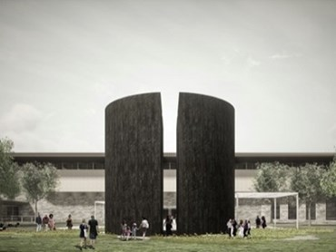 2019 NGV Architecture Commission winner 'In Absence'