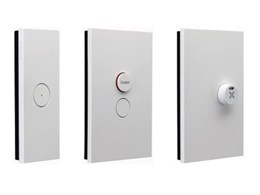 Saturn Zen switches: Working in harmony with contemporary architecture