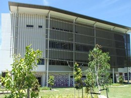 Lysaght Spandek steel cladding secures infectious diseases facility in Townsville