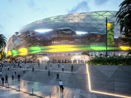 Two firms battle for Allianz Stadium deal