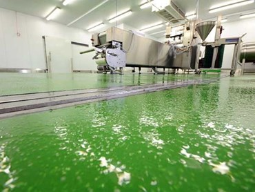 Altex coatings to distribute flowcrete resin flooring for Altex decoration ltd