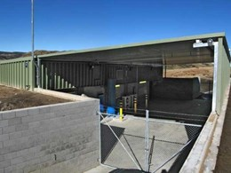 Spantech delivers ammunition preparation building to NATO specifications in Waiouru