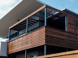 ARCPANEL custom roof panels meet design brief for Merewether, NSW corner site