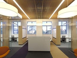 Gardner Wetherill transforms UNSW academic work environment