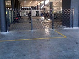 ATDC retractable security barriers installed across fast expanding Star Carwash network