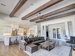 Top 7 home ideas using exposed ceiling beams