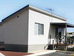 Vinyl cladding from Mitten Vinyl recommended for new granny flats or renovations