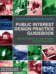 New guidebook provides SEED-based professional standards of practice for public interest design