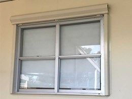 BCA compliant fire shutters installed at Trangie NSW hospital