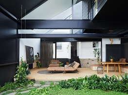 An architect transforms his Brisbane worker's cottage