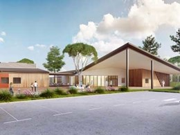 KRGS supplies roller and steel shutters for Byron Bay hospital