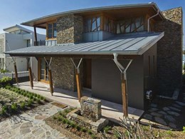 Titanium zinc roofing features in award-winning Cabarita residence project in NSW