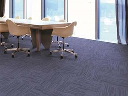 Enviratile launches three new ranges in Designer Series carpet tiles