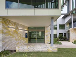PGH bricks add lively vibe to CQU's Health Clinic extension