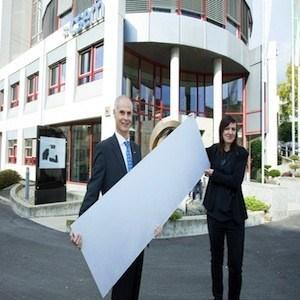 Csem Introduce Aesthetically Appealing White Solar Panels