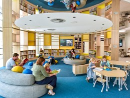 Darling Square Library opens in Sydney