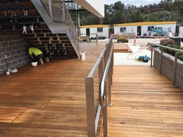 WiseWood completes decking installation at Sydney home