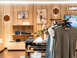 Levi's leads the way with environmentally-friendly Melbourne store