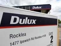 Dulux workers begin protest in Brisbane against proposed redundancies