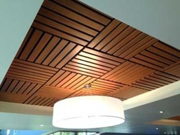 Ultraflex supplies pre-fabricated linear batten panels for Davistown RSL refurbishment