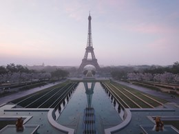 Eiffel Tower surrounds to receive a redesign