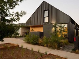 Architect relies on AWS doors and windows to achieve 7 Star rating for own home