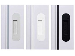 Argenta Invisidoor door frames easily installed with new adjustable finger plate