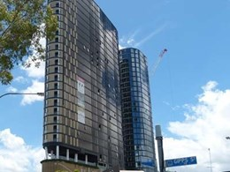 Geberit's drainage systems save space at GURNER's Fortitude Valley apartments
