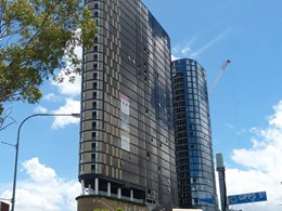 Space saving Geberit fittings help developer gain 92sqm at iconic Brisbane apartments