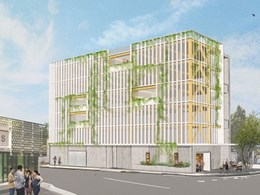 WA's first mass timber-framed office coming up in Fremantle