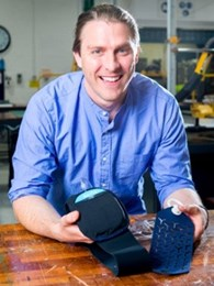 QUT graduate wins 2017 James Dyson Award for cancer treatment device
