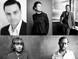 High calibre Think Brick Awards jury announced