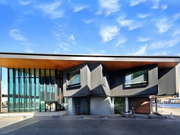 Docklands Community Hub and Boating Facility, Melbourne