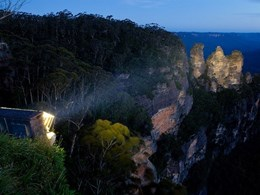 Gerard Lighting's LED solution meets stringent Council criteria in Blue Mountains, NSW