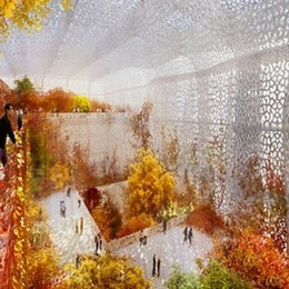 Jean Nouvel reveals grand design for National Art Museum of China