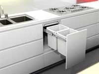 Hygienic waste segregation in commercial workplaces with Hideaway Bins