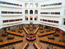 State Library Victoria proves libraries aren't just about books: they're about community